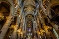 Notre Dame de Paris Cathedral Royalty Free Stock Photo