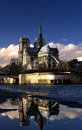 Notre Dame Paris Royalty Free Stock Images