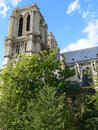 Notre Dame, Paris (France) Photographie stock
