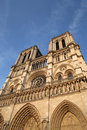 Notredame Royalty Free Stock Photo