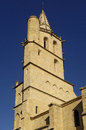 Notredame des Miracle, Avignonet-Lauragais Midi Pyrenees, France Royalty Free Stock Photo