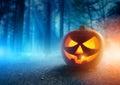 Notte spettrale di Halloween