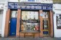 Notting hill bookshop Royalty Free Stock Photo