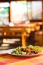 Nourriture gastronome Photo libre de droits