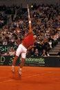 Novak Djokovic-6 Stock Image