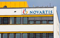 Novartis marburg germany july office of swiss multinational pharmaceutical company ag Stock Photography