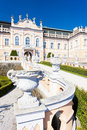 Nove Hrady Palace Stock Images
