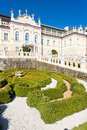 Nove Hrady Palace Royalty Free Stock Photo