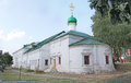 Novodevichiy convent moscow the chambers of irina godunova in russia Royalty Free Stock Images