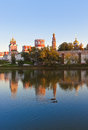 Novodevichiy convent in moscow russia architecture background Stock Image
