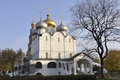 Novodevichy Convent Royalty Free Stock Photo
