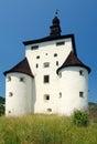 Novy zamok castle in Banska Stiavnica, Slovakia