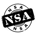 Nsa rubber stamp