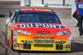 NSCS NOV. 13 Sprint Cup Practice Royalty Free Stock Photo