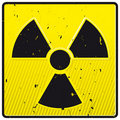 Nuclear power symbol Royalty Free Stock Image