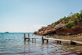 Nudist beach Royalty Free Stock Photo