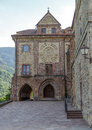 Nuestra senora de valvanera monastery of our lady has belonged to the benedictines la rioja spain Stock Photo
