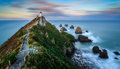 Nugget point. Royalty Free Stock Photo