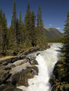 Numa Falls - British Columbia - Canada Stock Photos