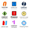 Number 1 vector logos