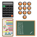 Numbers and calculation design elements