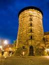 Nuremberg fortifications Royalty Free Stock Photography