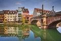 Nuremberg. Royalty Free Stock Photo