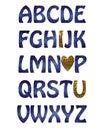 Nursery Alphabet Printable, Mo...