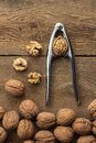 Nut Cracker Royalty Free Stock Photo
