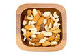 Nut mix Royalty Free Stock Photography