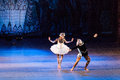 Nutcracker ballet staging radu poklitaru Royalty Free Stock Image
