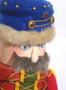 Nutcracker Portrait Stock Images