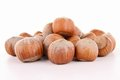 nuts, hazelnut Royalty Free Stock Photos