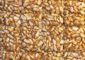 Nuts-and-honey bar Stock Photo