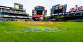 NY Mets Citi Field Ballpark Royalty Free Stock Photo