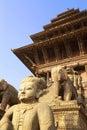Nyatapola Temple, Bhaktapur Durbar Square, Nepal Royalty Free Stock Image