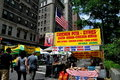 NYC: Broadway Street Festival Royalty Free Stock Photography