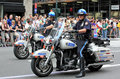 NYC Pride March on June 28, 2009 Stock Image