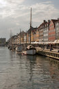 Nyhavn channel Royalty Free Stock Photo
