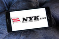 Nyk line container shipping logo