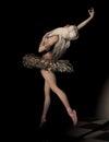 Nymfa tanečník