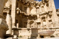 Nymphaeum, Jerash, Jordan Stock Photography