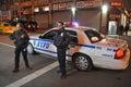 NYPD Royalty Free Stock Photo