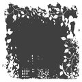 O fundo floral, ornamento, sae Fotografia de Stock