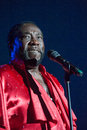 The o jays lincoln ca august eddie levert sr of performs at thunder valley casino resort on august in lincoln california Stock Image