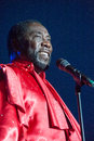The o jays lincoln ca august eddie levert sr of performs at thunder valley casino resort on august in lincoln california Stock Photos