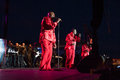 The o jays lincoln ca august perform at thunder valley casino resort on august in lincoln california Stock Image