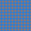 O squareorange diagonal e a tela sem emenda azul texture o teste padrão Fotos de Stock