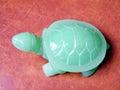 O yehuda green turtle Fotografía de archivo libre de regalías