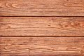 Oak boards with a beautiful embossed texture horizontally Stock Photos